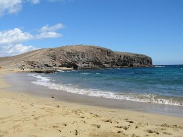 Caleta del Congrio Lanzarote