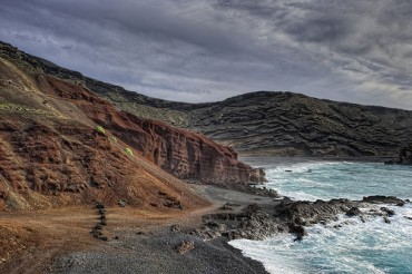Playa El Golfo Lanzarote