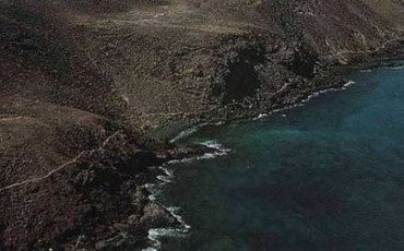 Playa de Morros Negros Lanzarote