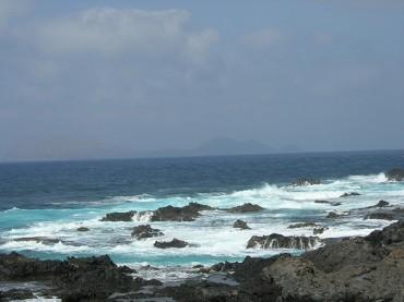 Playa de Los Caletones Lanzarote