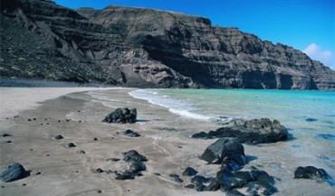 Playa de Atras Lanzarote