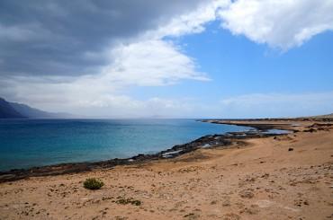 Playa de La Cocina Lanzarote