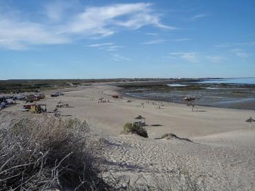 Playa de las Coloradas Lanzarote