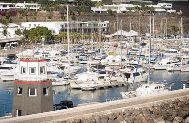 Marina di Puerto Calero Lanzarote