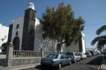 Iglesia de San Bartolomé Lanzarote