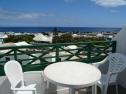 Appartamenti HG Lomo Blanco terrazza